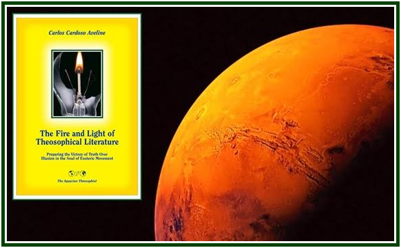Leadbeater and the Daily Life on Mars