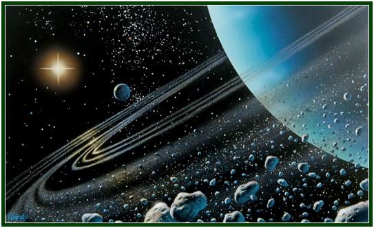 Aquarian Abertura com Uranus COM MOLD